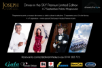 Dinner in the SKY si Chef Joseph Hadad duc gastronomia la inaltime!